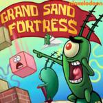 Spongebob Squarepants Grand Sand Fortress.
