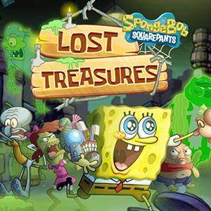 Spongebob Squarepants Lost Treasures.