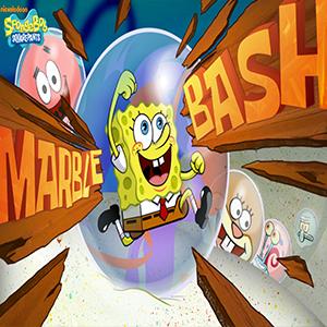 Spongebob Squarepants Marble Bash.