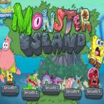 Spongebob Squarepants Monster Island.
