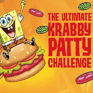 SpongeBob SquarePants the Ultimate Krabby Patty Challenge.