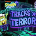 SpongeBob SquarePants Tracks of Terror.
