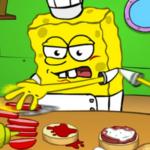 SpongeBob Restaurant.