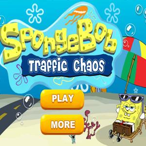 SpongeBob Traffic Chaos.