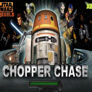Star Wars Rebels Chopper Chase.