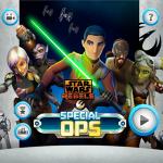 Star Wars Rebels Special Ops Game.