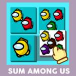 Sum Among Us Game.