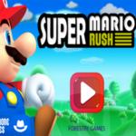 Super Mario Rush.