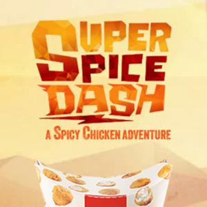 Super Spice Dash.