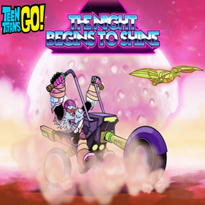 Teen Titans Go The Night Begins to Shine Game.