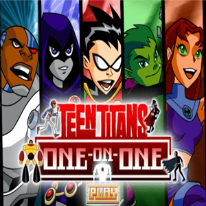Teen Titans Go One on One Game.