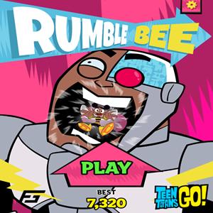 Teen Titans Go Rumble Bee Game.