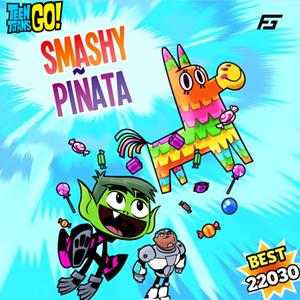 Teen Titans Go Smashy Pinata Game.