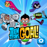 Teen Titans Goal Game.