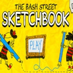 The Bash Street Sketch Book.