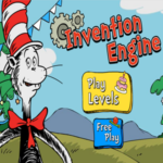 The Cat in the Hat Invention Engine.