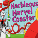The Cat in the Hat Marbleous Marvel Coaster.