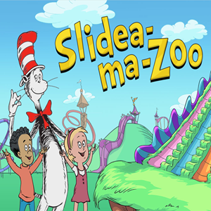 The Cat in the Hat Slidea-ma-Zoo game.