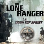 The Lone Ranger Train Top Sprint.