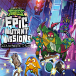 TMNT Epic Mutant Missions Game.