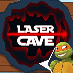 TMNT Laser Cave.