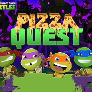 TMNT Pizza Quest.