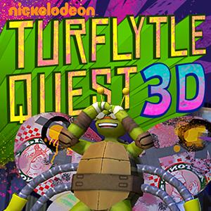TMNT Turflytie Quest 3D.
