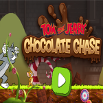 Tom and Jerry Chocolate Chase Game.