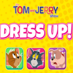 Tom and Jerry Dress Up.