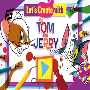 Tom and Jerry Lets Create Game.
