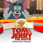 Tom & Jerry Mousetrap Pinball.