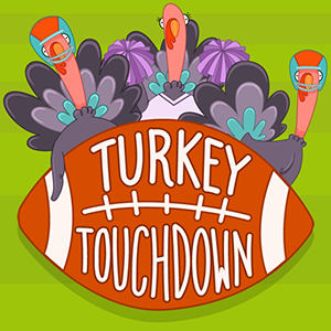 Turkey Touchdown.