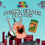 Uncle Grandpa Peanut Butter Flutter.
