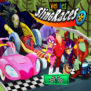 Wacky Races SlingRaces.