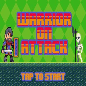 Warrior on Attack.
