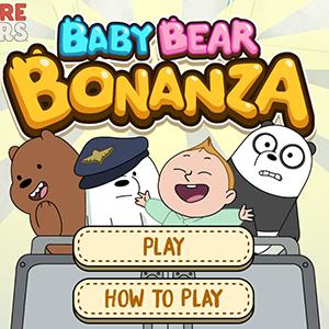 We Bear Bears Baby Bear Bonanza.