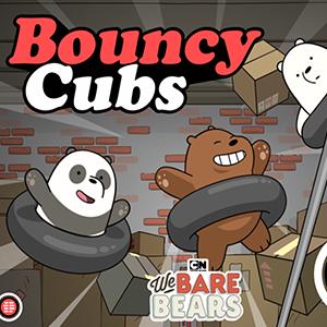 We Bare Bears Bouncy Cubs.