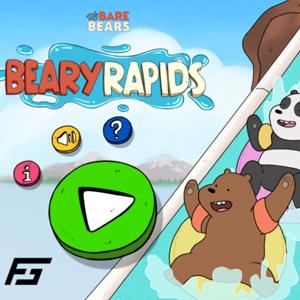 We Bare Bears Beary Rapids.