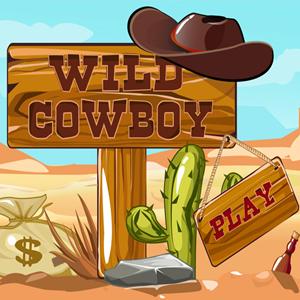 Wild Cowboy Game.