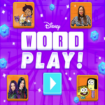 Disney Word Play Game.