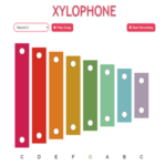 Xylophone.