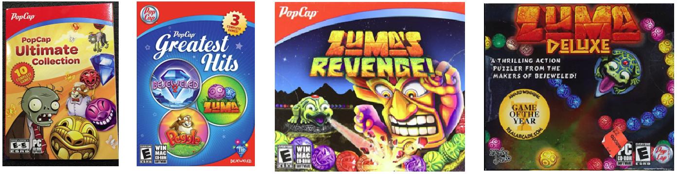 zuma games for sale on amazon.com